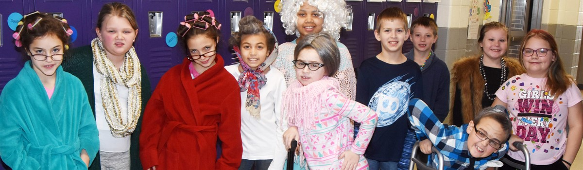 CES 100th Day of School