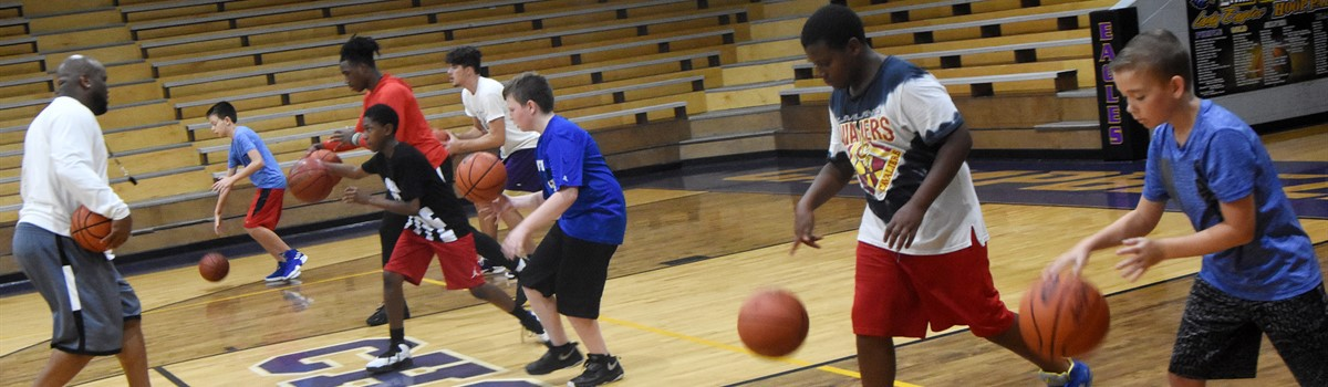 CHS Boys' Basketball Youth Camp