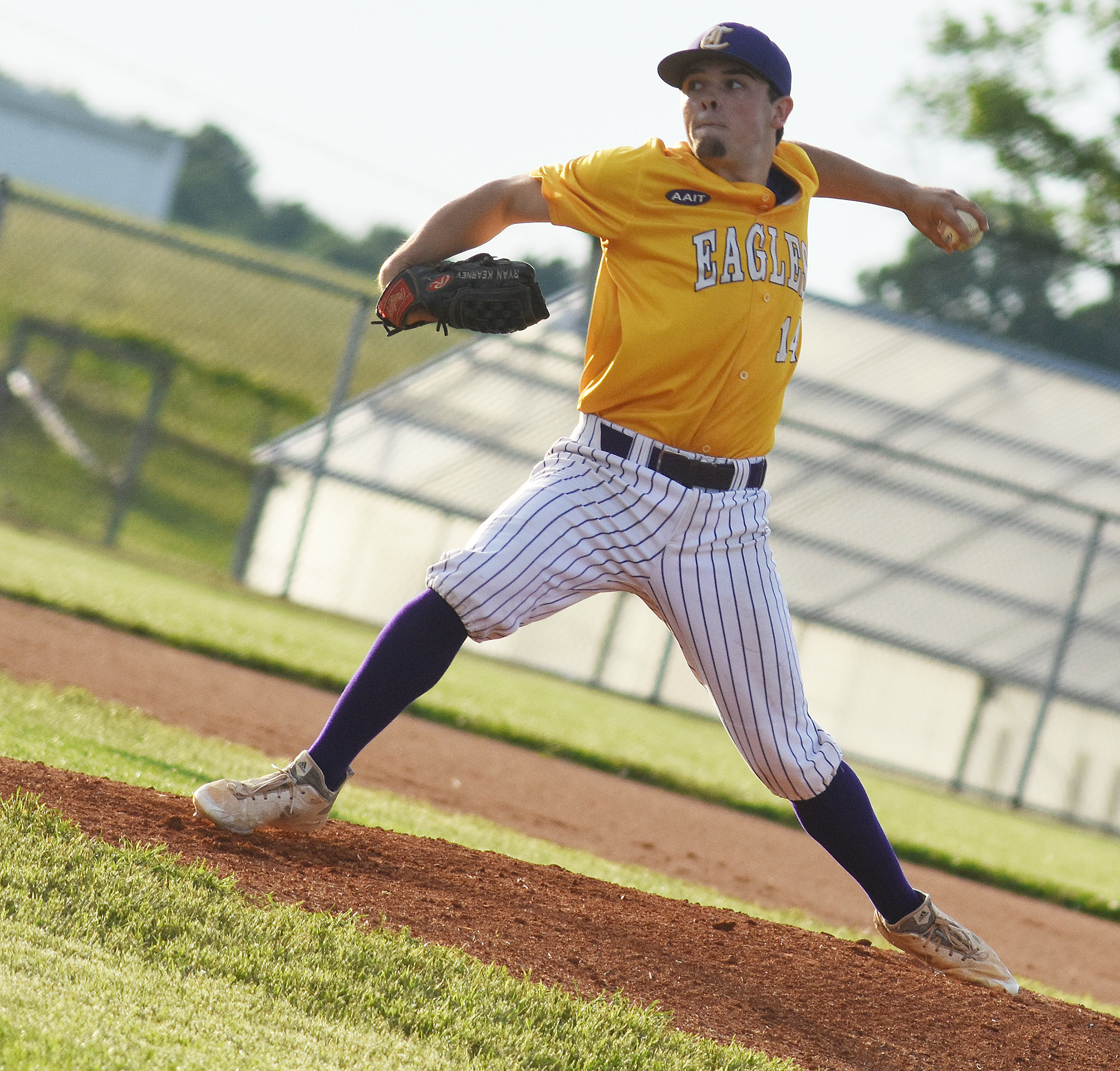 CHS senior Ryan Kearney has been named a Kentucky High School Baseball Coaches Association east/west all-star and to the KHSBCA all-state team. He was also recently named the Fifth Region Baseball Coaches Player of the Year for his performance this season.