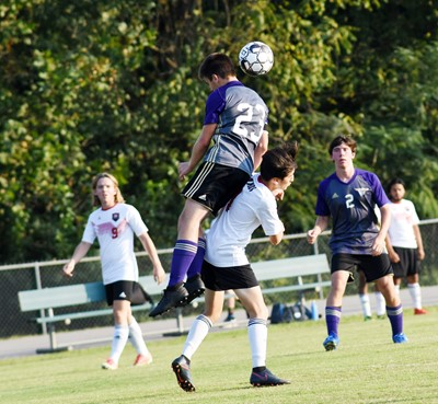 CHS junior Clark Kidwell bounces the ball.
