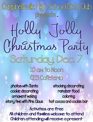 Holly Jolly Christmas Party