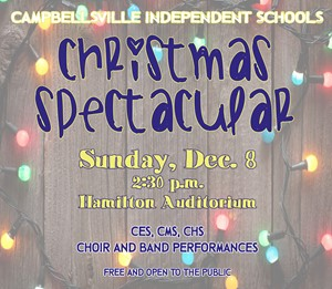 CIS Christmas Spectacular