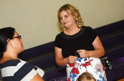 CIS students attend open houses - Campbellsville High School