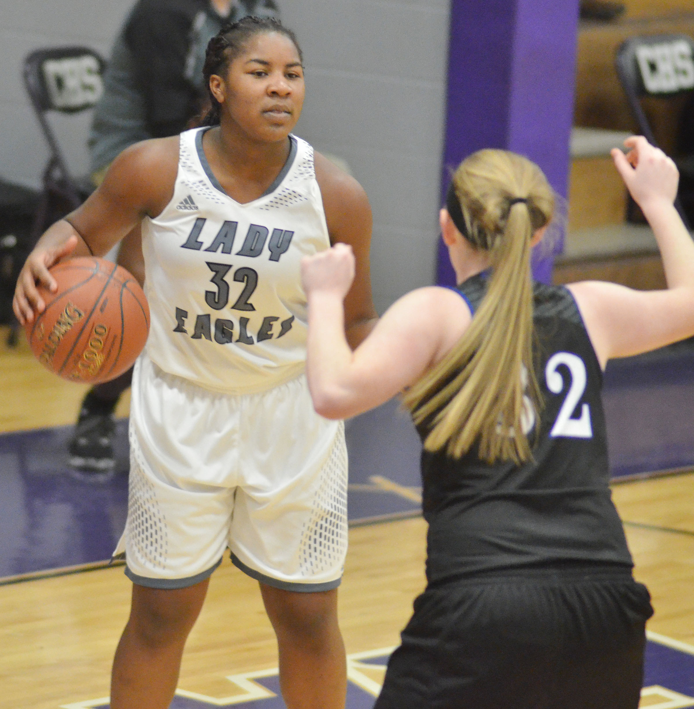 Campbellsville High School junior Nena Barnett has been named to the 5th region all-season team. She led the Lady Eagles to an 18-11 season, which is the team's first winning season in more than 15 years.