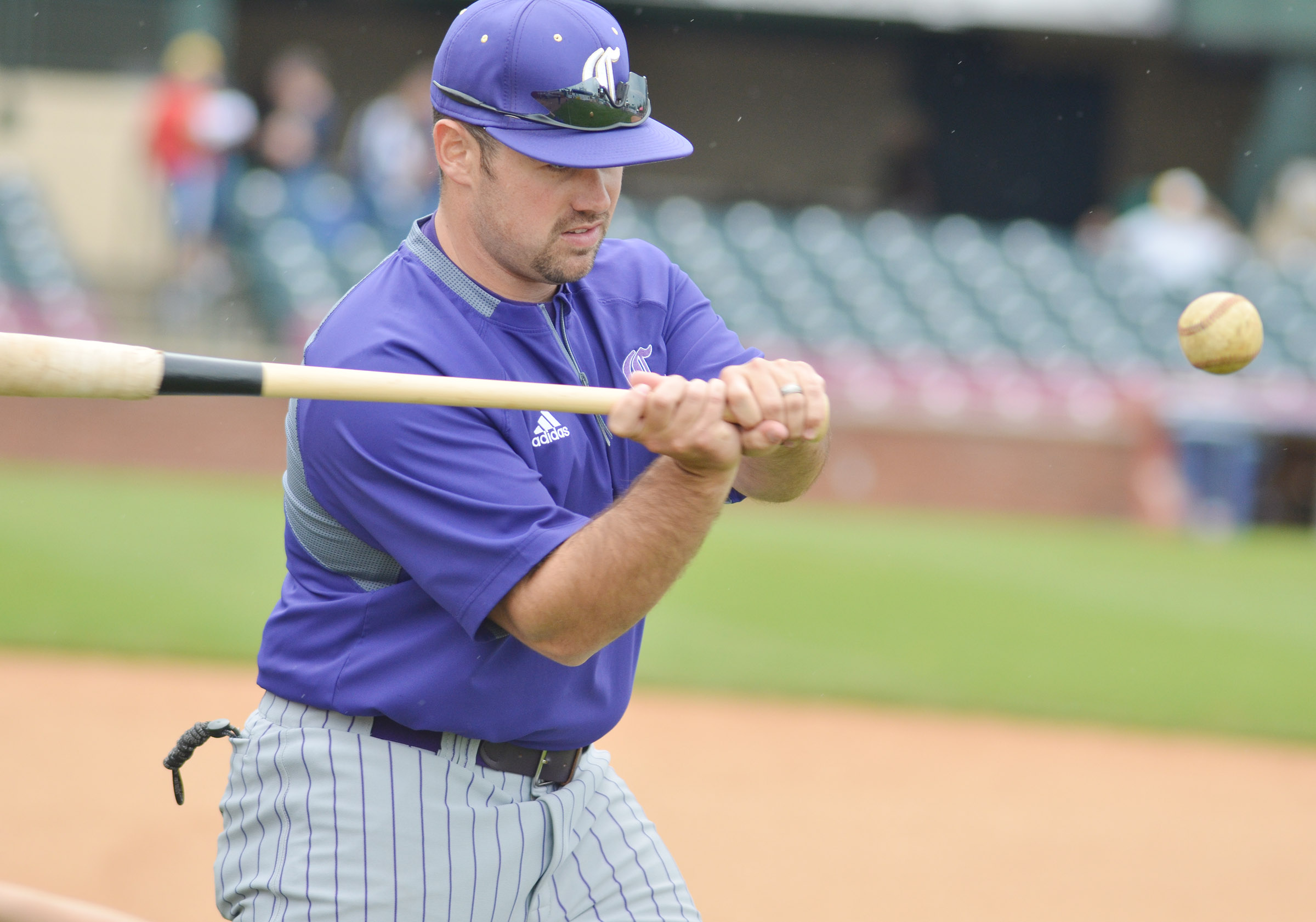 Blake Milby, a former CHS baseball player and assistant coach, has been named head coach. He succeeds Kirby Smith, who coached for 11 years and is now superintendent.