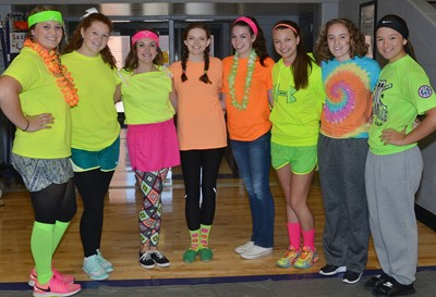 CHS celebrates homecoming in style - Campbellsville High School