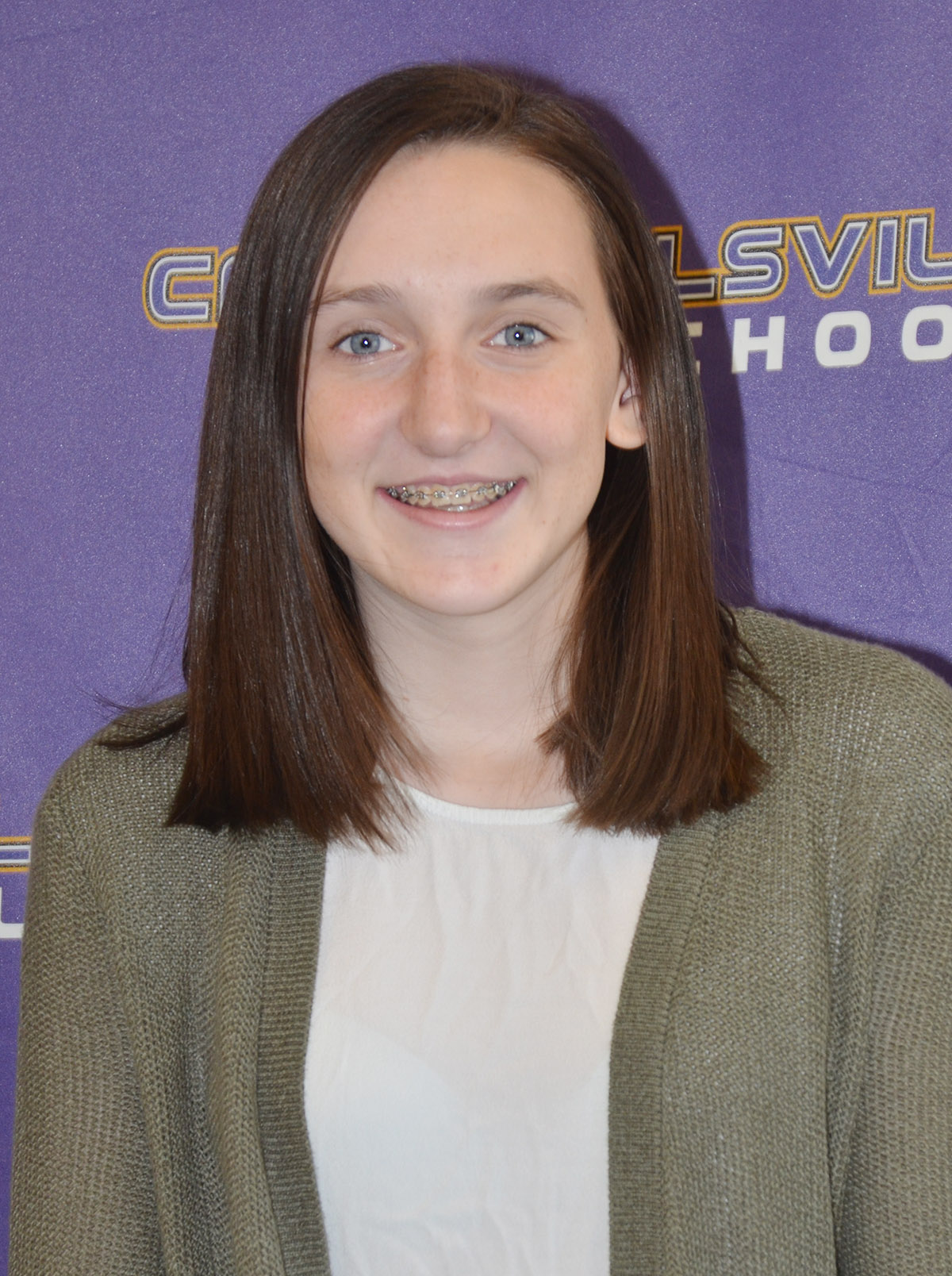 CHS sophomore Zoe McAninch recently learned that she will compete in the infographic competition at the state STLP competition next month. At the regional showcase in November, she was also chosen to serve on the social media service team.