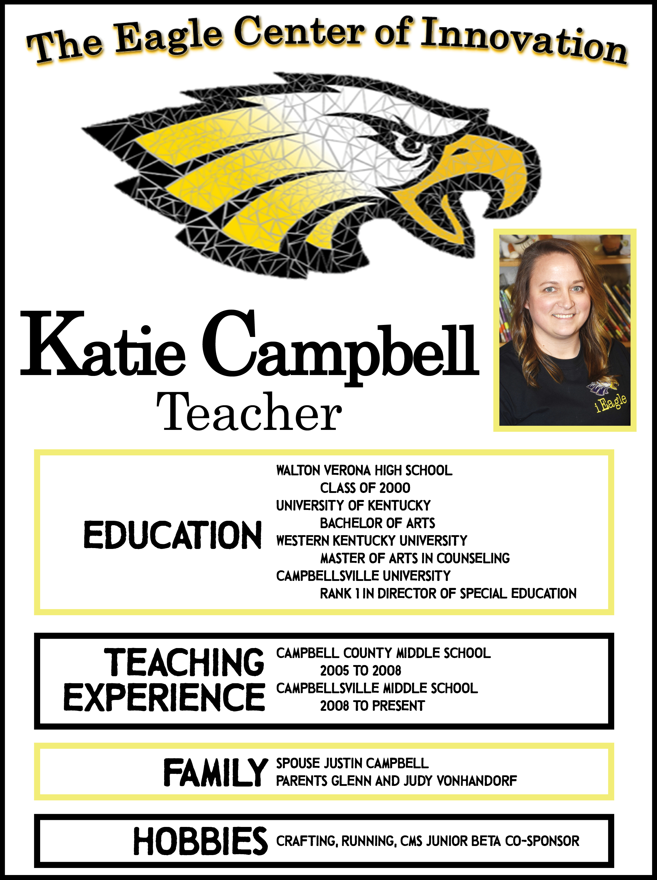 iEagle Katie Campbell