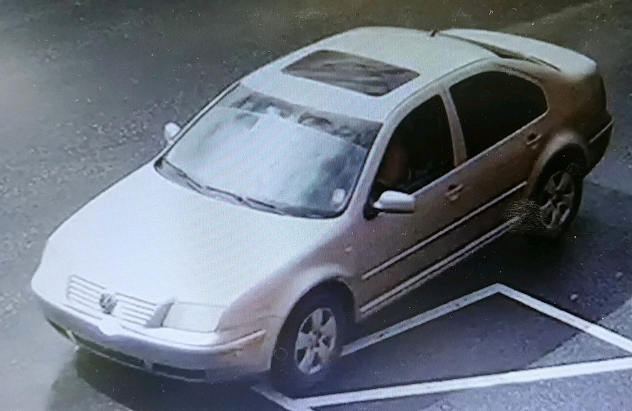 The driver of this vehicle was captured on surveillance camera on Saturday, Aug. 18, driving on the Campbellsville High School football field, causing an undetermined amount of damage. Anyone with information about the incident is asked to call (270) 465-8774, (270) 465-4162 or (270) 403-1228.